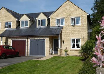 Thumbnail 3 bed semi-detached house for sale in Sherwood Close, Launton, Bicester