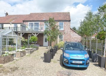 Thumbnail 2 bed semi-detached house for sale in Mill Road, Stokesby, Great Yarmouth
