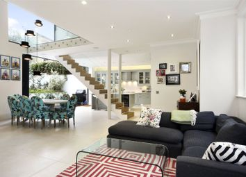 Thumbnail 5 bedroom end terrace house for sale in Cranbury Road, Sands End, Fulham