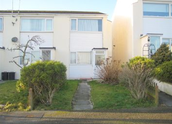 Thumbnail 2 bed end terrace house to rent in Polwhele Road, Newquay
