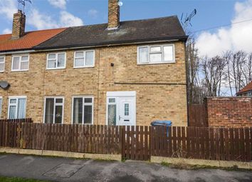 Thumbnail 4 bedroom semi-detached house for sale in Ashby Road, Hull