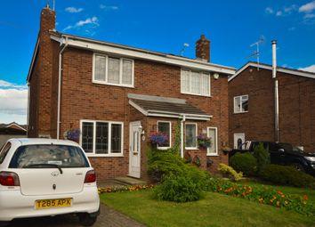 Thumbnail 2 bed semi-detached house to rent in Kestrel Drive, Eckington, Sheffield