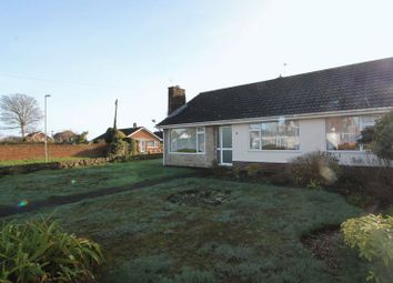 Thumbnail 3 bed detached bungalow for sale in Belmont Road, New Milton