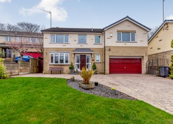Thumbnail 4 bed detached house for sale in Woodfield Avenue, Accrington