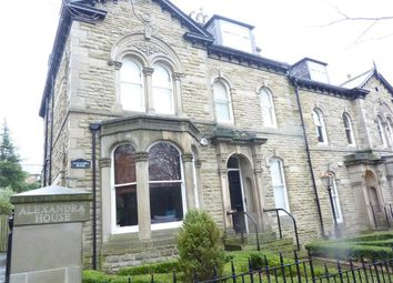 Thumbnail 2 bed flat to rent in Alexandra Road, Harrogate, North Yorkshire