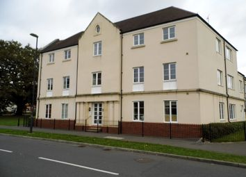 Thumbnail 2 bedroom flat to rent in Jagoda Court, Swindon