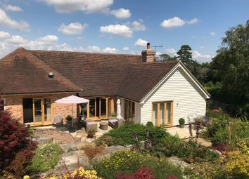 Thumbnail 4 bed detached house for sale in Oaklands Park, Sedlescombe, Battle