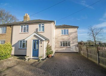 Thumbnail 4 bed semi-detached house for sale in Moles Farm, Ware, Hertfordshire
