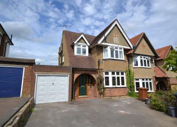 Thumbnail 4 bed semi-detached house for sale in Baldwins Lane, Croxley Green, Rickmansworth