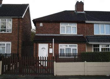 Thumbnail 3 bed end terrace house to rent in Mosspits Lane, Fazakerley, Liverpool