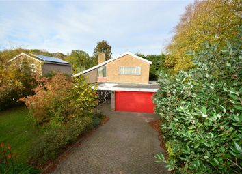 Thumbnail 5 bed detached house for sale in Lodge Drive, Hatfield, Hertfordshire