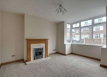 Thumbnail 3 bed semi-detached house for sale in Crofton Road, Beeston, Nottingham