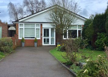 Thumbnail 2 bed bungalow to rent in Wood Lane, Sutton Coldfield