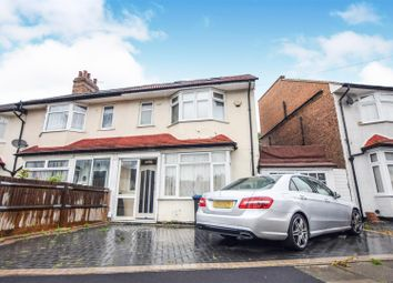 Thumbnail 4 bedroom end terrace house for sale in North Gardens, Colliers Wood, London