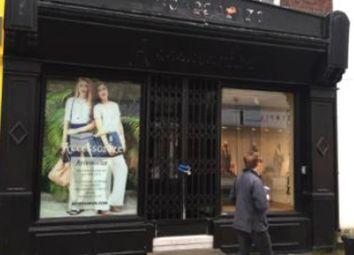 Thumbnail Retail premises for sale in 25 Market Street, Bolton