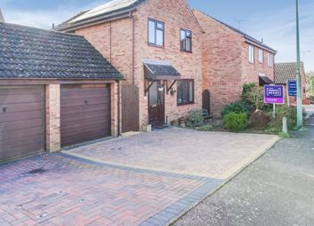 Thumbnail 3 bed detached house for sale in Pinners Way, Bury St. Edmunds