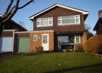 Thumbnail 4 bedroom detached house for sale in Tudor Close, Portchester, Fareham