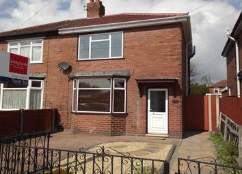Thumbnail 2 bed property to rent in Craddock Road, Stafford