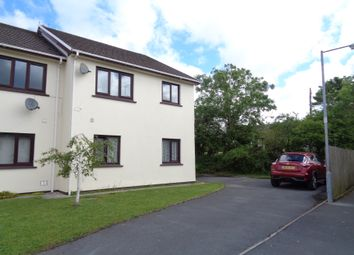 Thumbnail 2 bed flat to rent in Park Avenue, Kilgetty