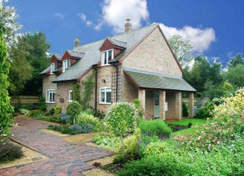 Thumbnail 4 bed detached house for sale in The Avenue, Worminghall, Aylesbury