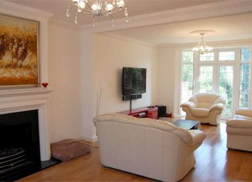 Thumbnail 4 bed semi-detached house to rent in Netherlands Road, Barnet
