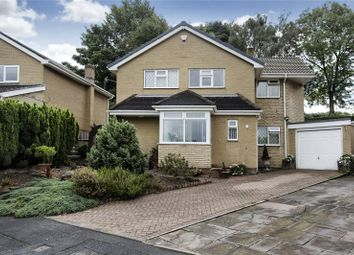 Thumbnail 4 bed detached house for sale in Stocks Bank Drive, Mirfield, West Yorkshire