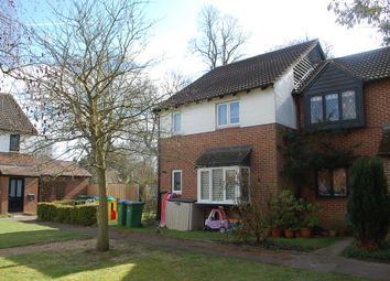 Thumbnail 2 bed town house for sale in Church Road, East Molesey