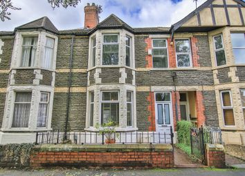 Thumbnail 4 bedroom terraced house for sale in Brook Road, Whitchurch, Cardiff