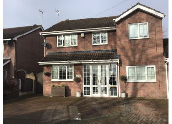 Thumbnail 5 bed link-detached house for sale in Sandford Court, Balby Doncaster
