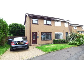 Thumbnail 3 bed semi-detached house for sale in Crisswell Crescent, Greenock