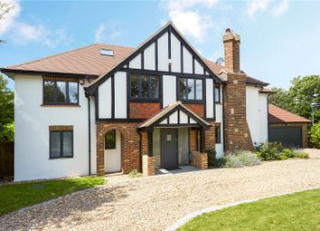 Thumbnail 5 bed detached house for sale in Burdon Lane, Cheam, Surrey