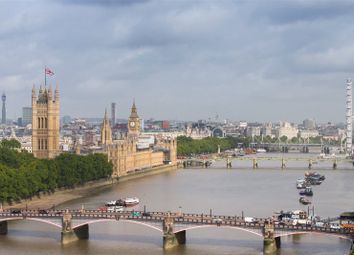 Thumbnail 3 bedroom flat for sale in The Corniche, Tower Two, Albert Embankment, London