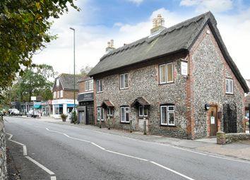 Thumbnail Cottage for sale in The Street, Rustington, Littlehampton