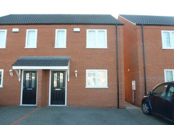 Thumbnail 2 bed semi-detached house to rent in Old Lynn Road, Wisbech