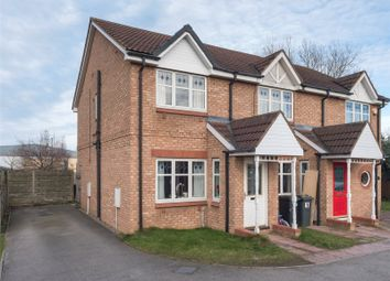 Thumbnail 1 bed end terrace house to rent in Severn Green, Nether Poppleton, York