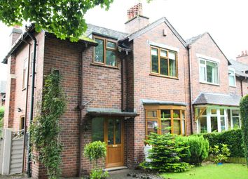 Thumbnail 3 bedroom semi-detached house for sale in Quarry Road, Hartshill, Stoke-On-Trent