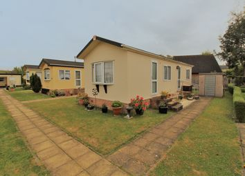 Thumbnail 2 bed mobile/park home for sale in The Laurels, Bedford