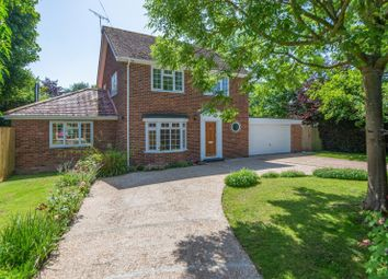 Thumbnail 4 bed detached house for sale in The Forstal, Mersham, Ashford