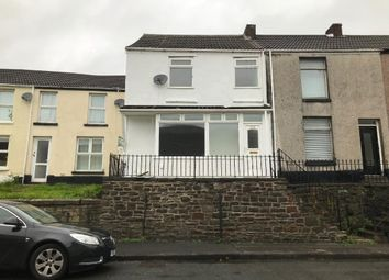 Thumbnail 1 bed end terrace house for sale in Neath Road, Swansea