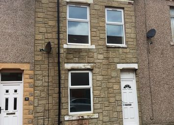 Thumbnail 3 bedroom terraced house to rent in Richard Street, Blyth