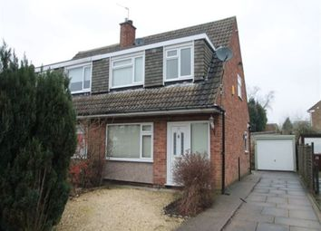 Thumbnail 3 bed semi-detached house to rent in Plantation Gardens, Leeds