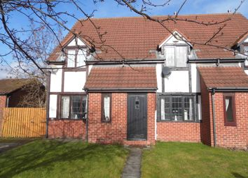 Thumbnail 2 bed terraced house for sale in Hadleigh Court, Coxhoe, Durham