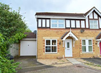 Thumbnail 3 bed terraced house to rent in Eaton Crescent, Taunton, Somerset