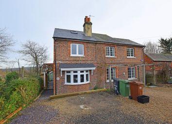 Thumbnail 2 bed semi-detached house for sale in Blackham, Tunbridge Wells