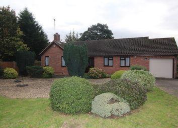 Thumbnail 3 bedroom detached bungalow for sale in Cissbury Ring, Werrington, Peterborough