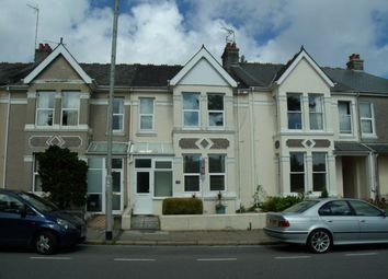 Thumbnail 2 bed flat to rent in Peverell Park Road, Peverell, Plymouth