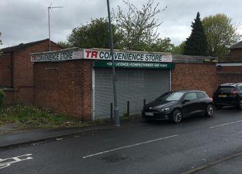 Thumbnail Retail premises for sale in Brearley Street, Handsworth, Birmingham