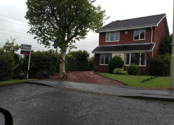 Thumbnail 4 bed detached house for sale in Dykelands Way, Broseley Estate, South Shields