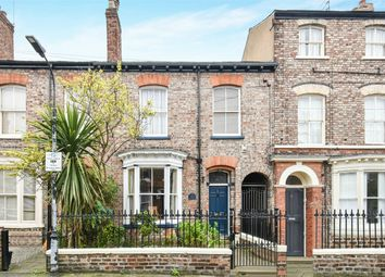 Thumbnail 4 bed terraced house for sale in Portland Street, York
