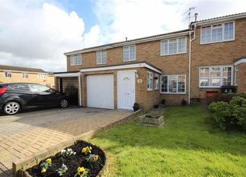 Thumbnail 2 bedroom terraced house for sale in Larchmore Close, Greenmeadow, Swindon